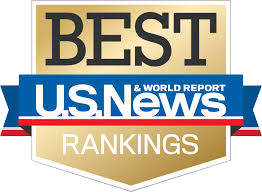 U.S. News & World Report: Best Rankings 2019